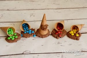 Sorting hat party food ideas. DIY Harry Potter Party Ideas - How to host a Harry Potter Birthday Party or host a Harry Potter Halloween Party! #harrypotter #halloween #birthday #party