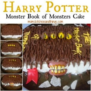 Harry Potter Party Food DIY Ideas