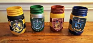 Diy Harry Potter Crafts Ideas Red Ted Art