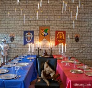 PArty. DIY Harry Potter Party Ideas - How to host a Harry Potter Birthday Party or host a Harry Potter Halloween Party! #harrypotter #halloween #birthday #party