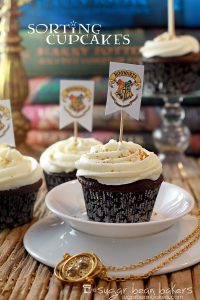 Sorting hat party food ideas DIY Harry Potter Party Ideas - How to host a Harry Potter Birthday Party or host a Harry Potter Halloween Party! #harrypotter #halloween #birthday #party