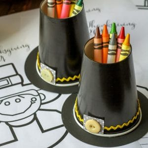 Thanksgiving Crafts For Kids Red Ted Art