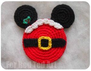 Free Mickey Mouse Crochet Pattern