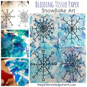 Winter Art Projects For Kids Red Ted Art Make Crafting With Kids Easy Fun