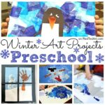 Winter Art Projects for Preschool