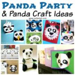 DIY Panda Party Ideas & Crafts for Kids