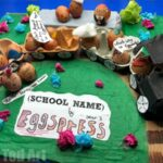 The Eggcellent Eggspress – Egg Carton Train