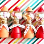 Mini Gumball Machine for Valentines