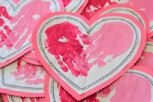 Valentine S Cards For Preschoolers To Make Red Ted Art