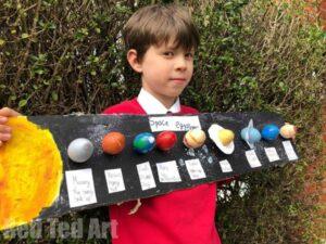 Egg Solar System