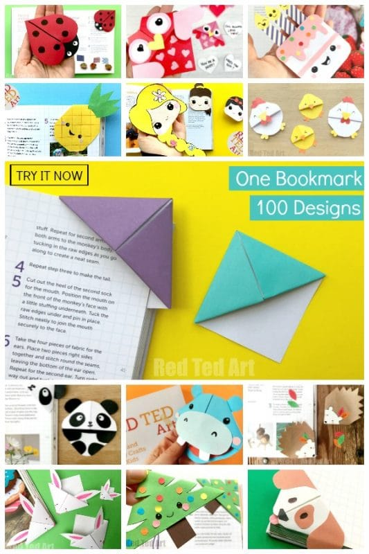Easy Origami Sheep Head 1 Instruction with Video | 800x533