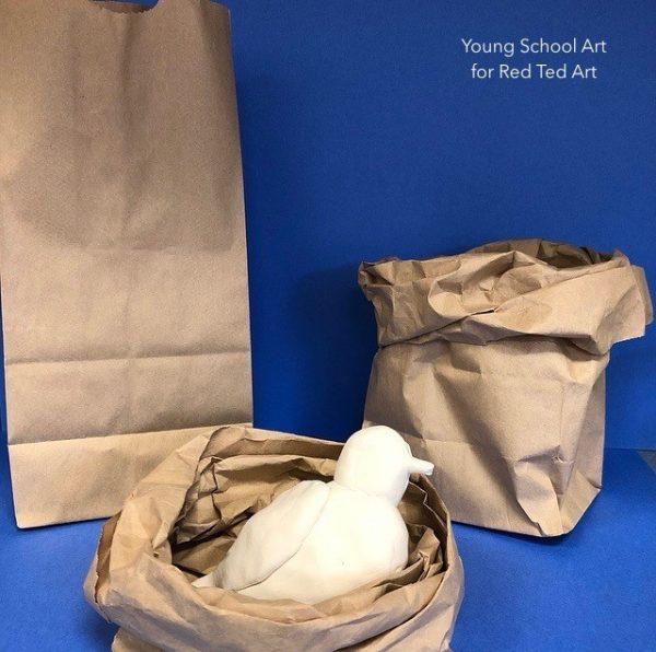 paper bag nests