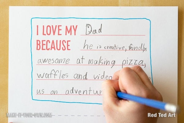 Father's Day Dad Rocks Printables