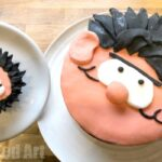 DIY Beano Cake and Beano Party Ideas