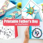 Printable Father's Day Cards & Crafts
