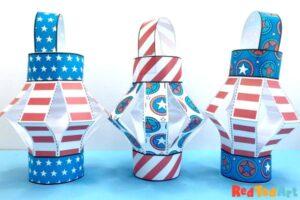 paper lanterbs