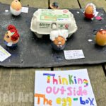 Easter Egg Decorating Competition – Great Scientists