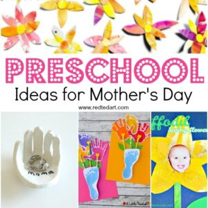 Mother's Day Activities for Preschoolers