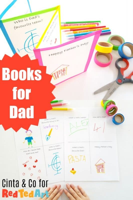 Books for Dad on Father's Day