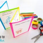 Easy Father's Day Book Card