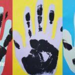 Handprint Pop Art Activity – Andy Warhol