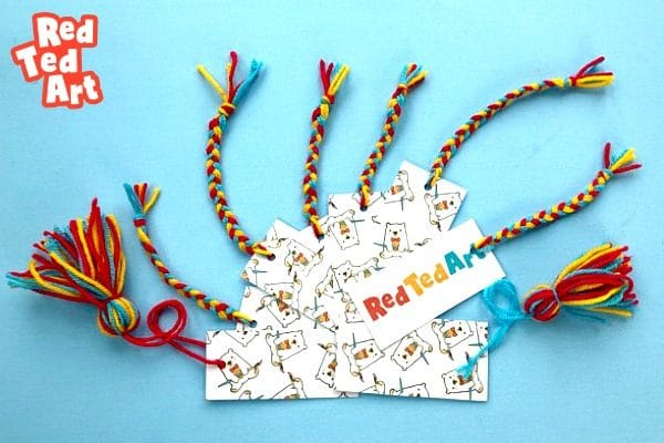 Collection of Ted Bear Bookmarks! Double sided printable