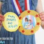 Father's Day Medal for Preschoolers