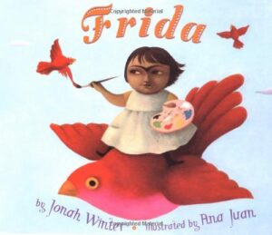 Frida Books for kids