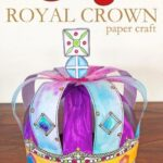 Royal Crown Printable for The Queen's Corgi Movie