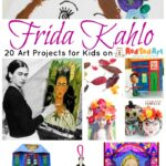 Frida Kahlo Projects for Kids