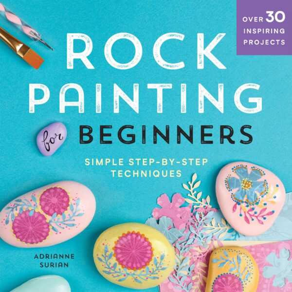 HOw to paint rocks for beginners