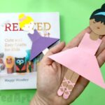 How to make a Ballerina Corner Bookmark