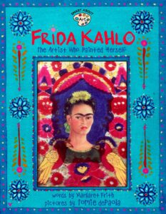 Frida Kahlo Art Books for Kids