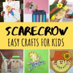 Scarecrow Crafts & Ideas for Kids