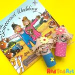 The Scarecrows' Wedding – book, craft, watch!