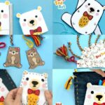 Red Ted Crafts for Kids