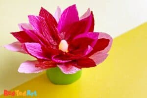 Diwali Lotus Flower Candle Holder