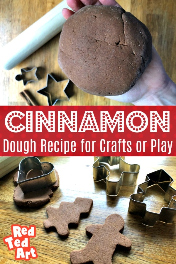Learn how to make this great Cinnamon Dough Recipe