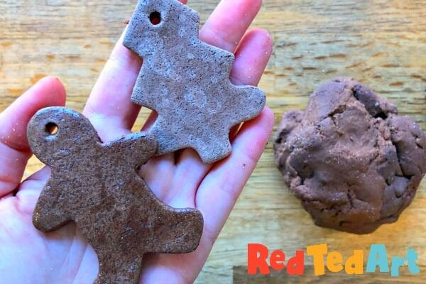 Learn how to make this great Cinnamon Dough Recipe for Ornaments
