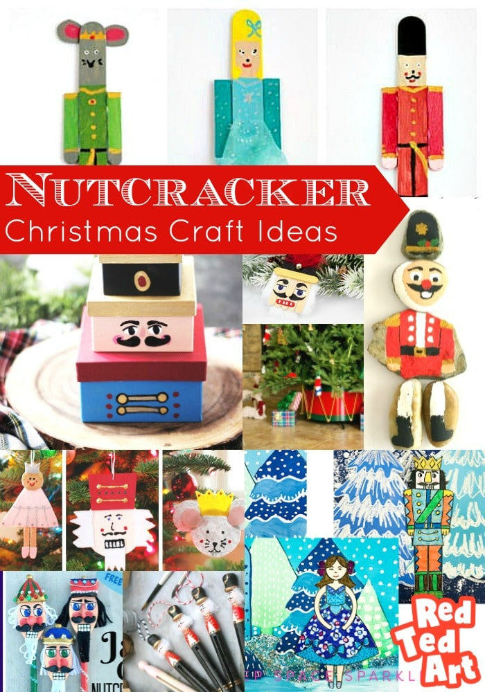The Nutcracker Ballet Craft Ideas collection