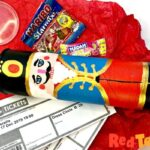 DIY Nutcracker Giftbox – Upcycled Pringles Idea