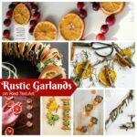 Best Dried Orange Garland DIY ideas
