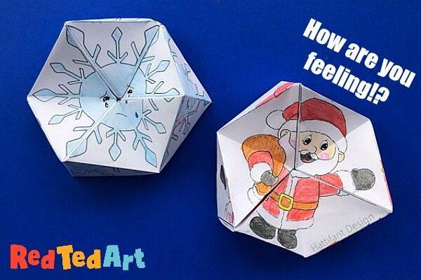 Emotional Santa - SEL resources for Christmas