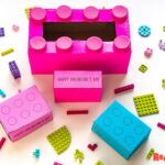 LEGO Valentine's Box & Card