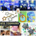 Toddler New Year's Eve Countdown Activities