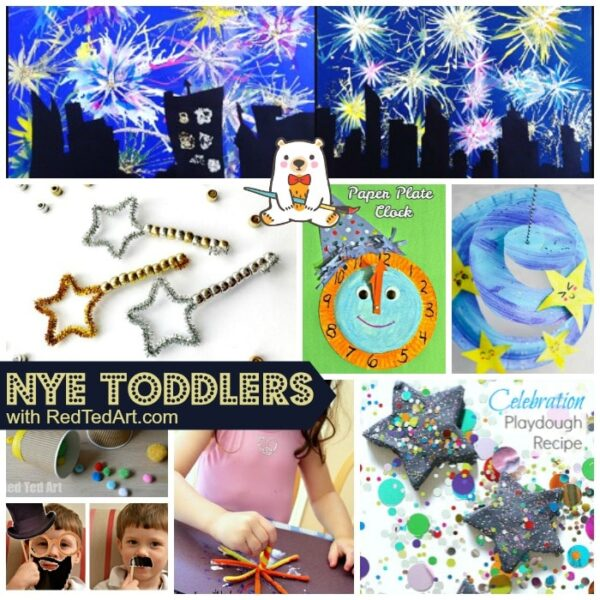 toddler new year s eve countdown activities red ted art make crafting with kids easy fun toddler new year s eve countdown