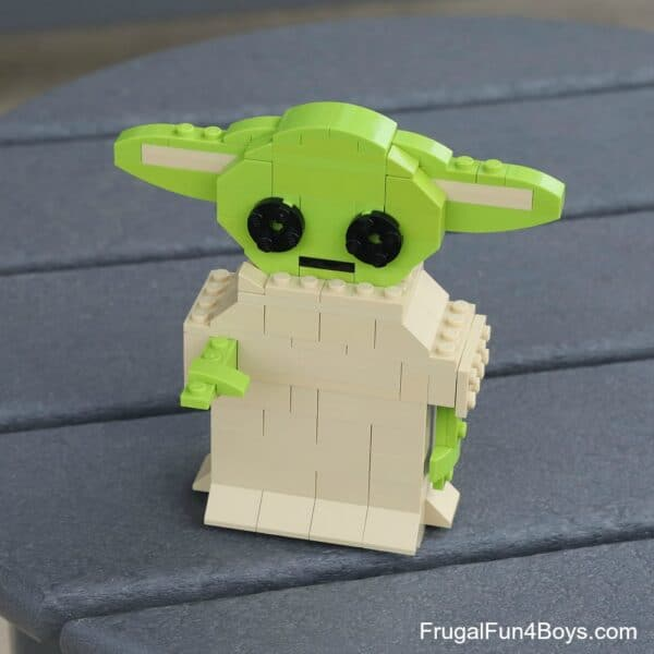 How to fold the cover yoda! - YouTube | 600x600