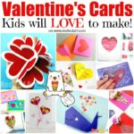 40+ Easy Valentines Cards for Kids