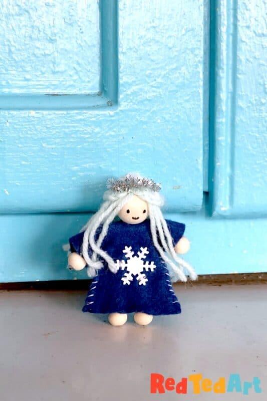 Mini Pixie dolls