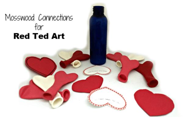 DIY Heart Fidget Toys for Valentine's Day